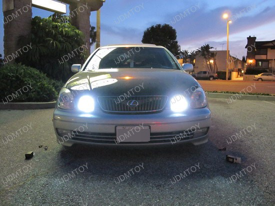 Lexus - GS - LED - HID 17